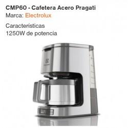 CMP60 - CAFETERA ACERO PRAGATI