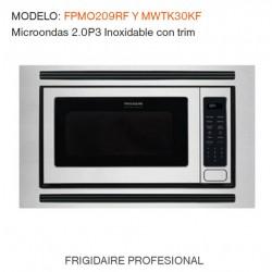 MICROONDAS FPMO209RF Y MWTK30KF