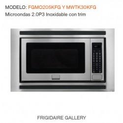 MICROONDAS FGMO205KFG Y MWTK30KFG