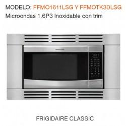 MICROONDAS FFMO1611LSG Y FFMOTK30LSG