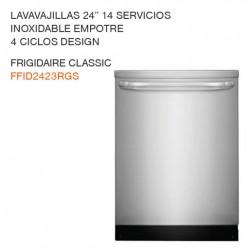 "LAVAJILLAS 24"" FFID2423RGS"