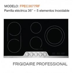 """PARRILLA ELÉCTRICA 36"""" FPEC3677RF"""