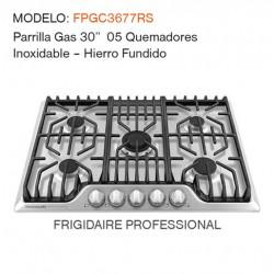 """PARRILLA GAS 30"""" FPGC3677RS"""