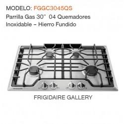 """PARRILLA GAS 30"""" FGGC3045QS"""