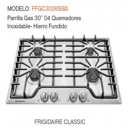 """PARRILLA GAS 30"""" FFGC3026SGS"""