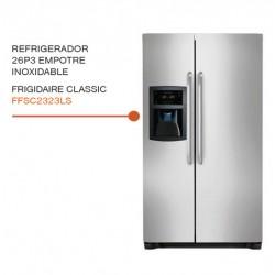 REFRIGERADOR FRIGIDAIRE GALLERY CLASSIC FFSC2323LS