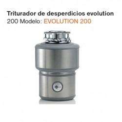 TRITURADOR DESPERDICIOS EVOLUTION 200
