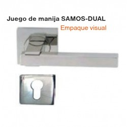 JUEGO DE MANIJA SAMOS-DUAL