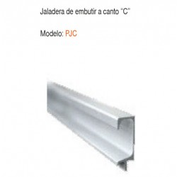 JALADERA DE EMBUTIR MODELO PJC