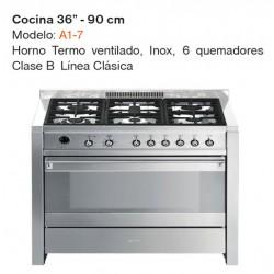 """COCINA 36"""" MODELO A1-7"""
