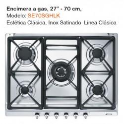 """ENCIMERA A GAS 27"""" SE70SGHLK"""