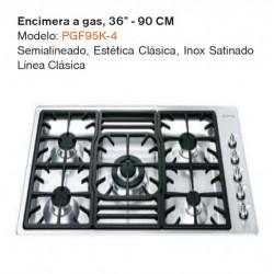 """ENCIMERA DE GAS 36"""" PGF95K-4"""