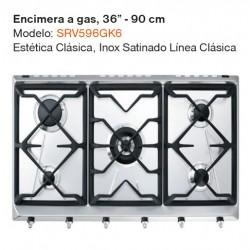 """ENCIMERA A GAS 36"""" SRV596GK6"""