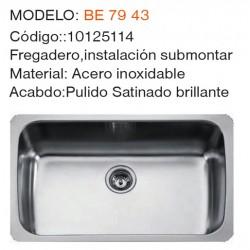 FREGADERO INSTALACION BE 79 43