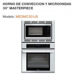 HORNO DE CONVECCION Y MICROONDAS MEDMC30JS