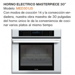 HORNO ELECTRICO MED301JS
