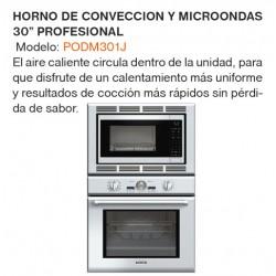HORNO DE CONVECCION P0DM301J
