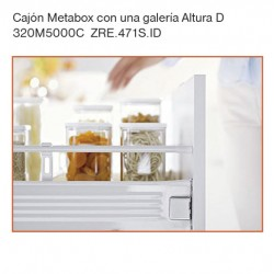 CAJÓN METABOX