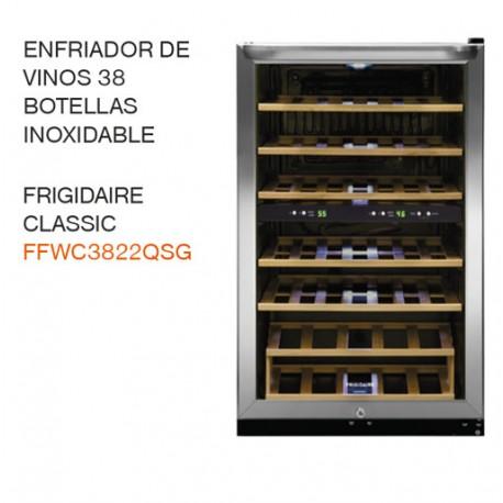 """ENFRIADOR DE VINOS 38"""" FFWC3822QSG"""